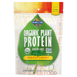 Organic Plant Protein - Energy - 239g