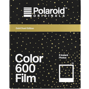 Polaroid Originals Color Film for 600 - Gold Dust Edition