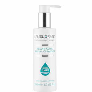 AMELIORATE Resurfacing Facial Cleanser 200ml