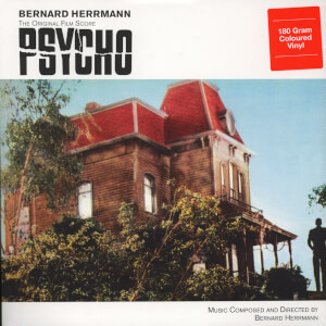Psycho - Original Soundtrack (Red Vinyl)