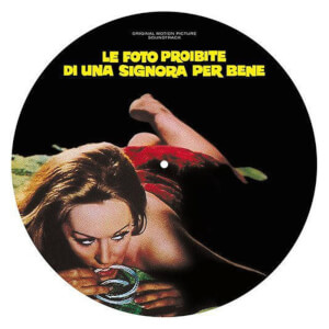 Ennio Morricone - Le Foto Proibite Di Una Signora Per Bene (Picture Disc)