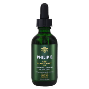Philip B CBD Scalp and Body Oil 60ml