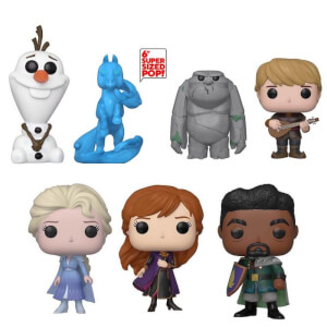 Frozen 2 Bundle 1 Pop! Vinyl - Pop! Collection