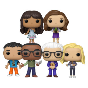 The Good Place Pop! Vinyl Pop! Collection