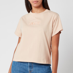 Levi's Women's Graphic Varsity T-Shirt - Toasted Almond