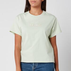 Levi's Women's Graphic Varsity T-Shirt - Bok Choy