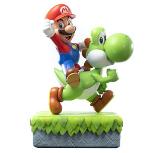 Mario and Yoshi Figurine - Standard Edition