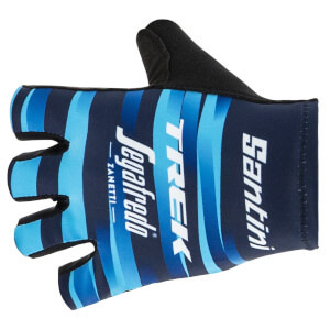 Santini Women's Trek-Segafredo Gloves