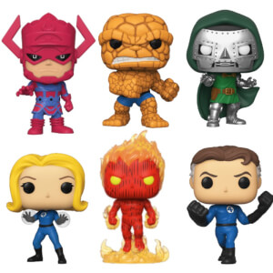 Fantastic Four Funko Pop! Vinyl - Funko Pop! Collection