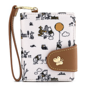 Loungefly Disney Winnie The Pooh Drawing Wallet