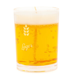 Beer Candle - Lager