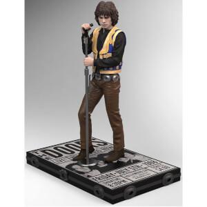 Knucklebonz The Doors Rock Iconz Statue 1/9 Jim Morrison 21 cm