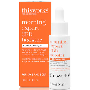 this works Morning Expert CBD Booster and Co-Enzyme Q10