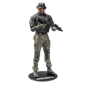 "McFarlane Call of Duty 2 7"" Scale Action Figure - Captain Price"