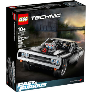 LEGO Technic: Fast & Furious Dom's Dodge Charger Set (42111)