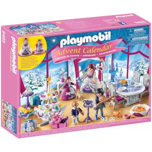 Playmobil Advent Calendar - Christmas Ball with Rotating Platform (9485)