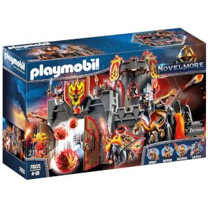 Playmobil Knights Burnham Raiders Fortress (70221) from I Want One Of Those