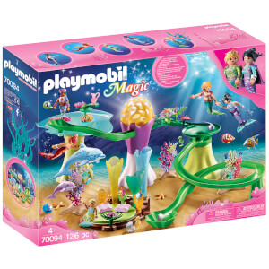 Playmobil Magic Mermaid Cove with Lit Dome (70094)