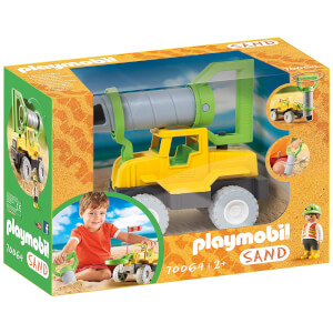 Playmobil Sand Drilling Rig (70064)