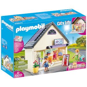 Playmobil City Life My Fashion Boutique (70017)