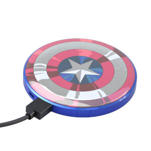 Marvel Captain America Power Bank Stripe 4000mAh