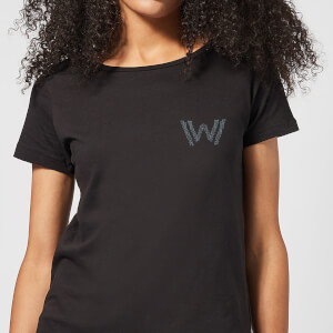 Westworld Logo Women's T-Shirt - Black