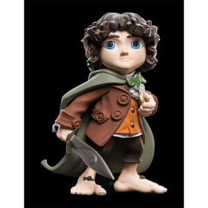 Weta Collectibles Lord of the Rings Mini Epics Vinyl Figure Frodo Baggins 11 cm