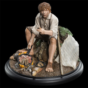 Weta Collectibles Lord of the Rings Statue Samwise Gamgee 10 cm