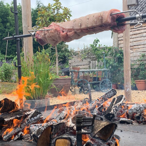 One Day Fire Pit Feast Cooking Workshop