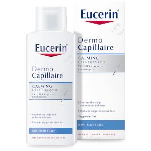 Eucerin DermoCapillaire Calming Urea Shampoo - 5% Urea 250ml