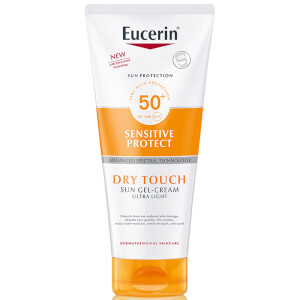 Eucerin Sensitive Protect Dry Touch Sun Gel Cream SPF 50+