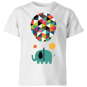 Andy Westface Fly High Kids' T-Shirt - White