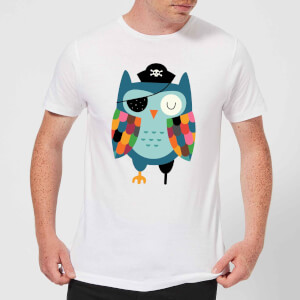 Andy Westface Captain Whooo Men's T-Shirt - White