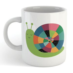 Andy Westface Snail Time Mug
