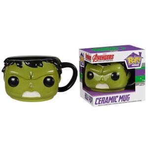 Marvel Hulk Pop! Home Mug