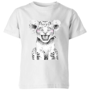 Cub Kids' T-Shirt - White