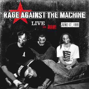 Rage Against The Machine - Live In Irvine. CA June 17 1995 KROQ-FM (White Vinyl)