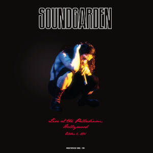 Soundgarden - Live At The Palladium Hollywood (Blue Vinyl)
