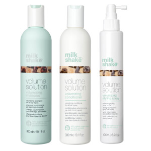milk_shake Volume Solution Set