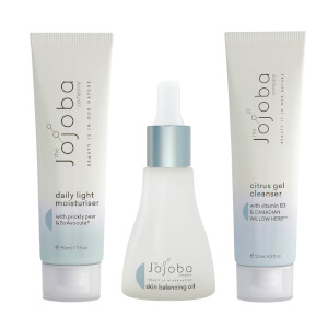 The Jojoba Company Oily Skin Set