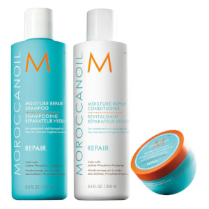 Moroccanoil Hair Repair Set