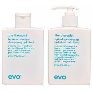 evo The Therapist Hydrating Shampoo and Conditioner