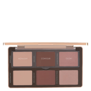 Natasha Denona Sculpt & Glow Palette - 01 Light Medium