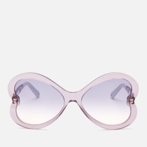 Chloé Women's Bonnie Acetate Sunglasses - Grey