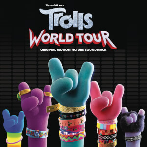 Trolls: World Tour 2x Colour LP