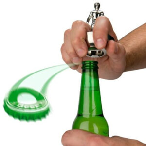 Subbuteo Bottle Opener and Socks Gift Set