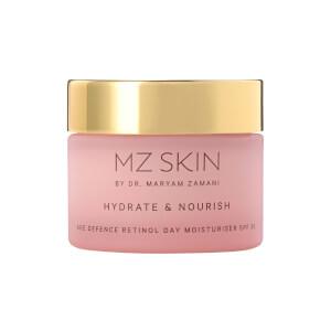 MZ Skin Hydrate & Nourish Age Defence Retinol Day Moisturiser SPF30