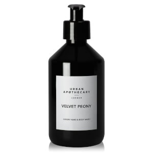 Urban Apothecary Velvet Peony Luxury Hand & Body Wash 300ml