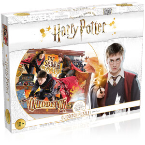 1000 Piece Jigsaw Puzzle - Harry Potter Quidditch Edition