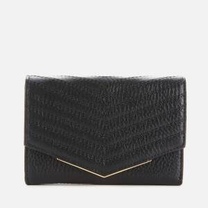 Ted Baker Women's Jensina Quilted Purse - Black